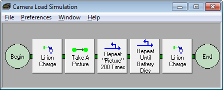 Camera Battery Load Simulation1