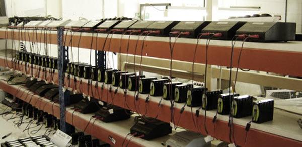 Testing-Mulitple-Batteries